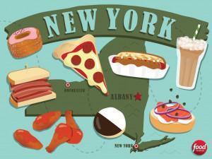 Food Network Best Food in New York