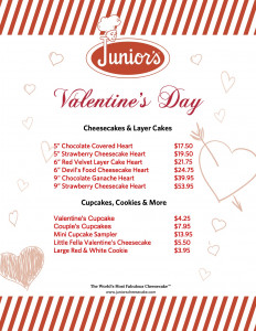 Valentines Day Bakery
