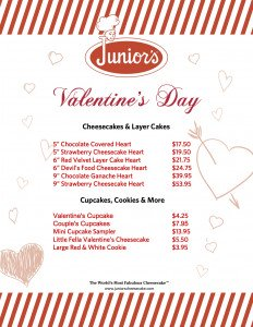 Valentines Day Bakery