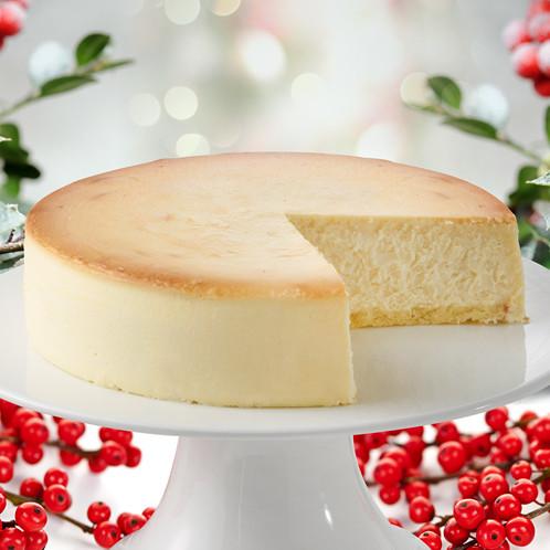 Original NY Plain Cheesecake