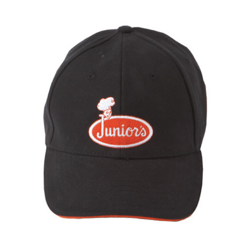 Black Juniors Hat - Small/Medium