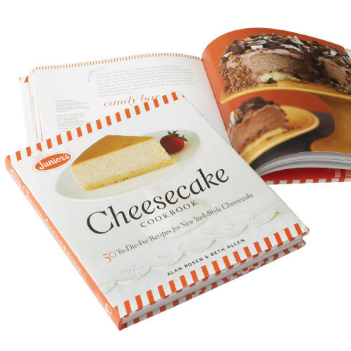 Juniors Cheesecake Cookbook