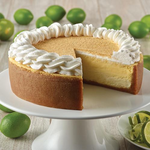 Key Lime Pie Cheesecake Juniors Cheesecake