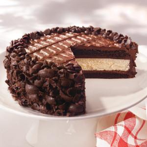 Devils Food Cheesecake