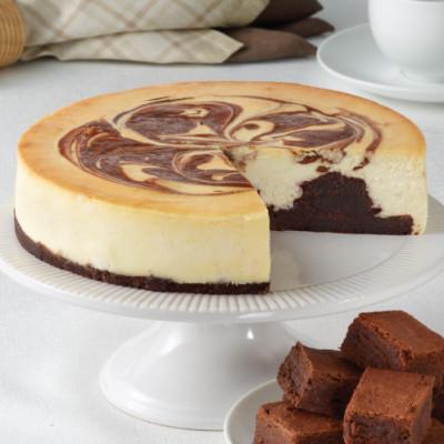 Brownie Marble Swirl