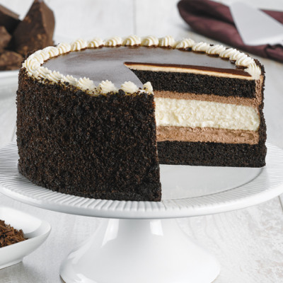 Chocolate Dream Cheesecake