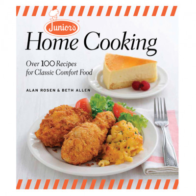 Junior's Home Cooking Cookbook
