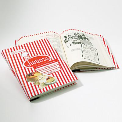 Welcome to Junior's Cookbook