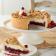 Cranberry Crumb Cheesecake