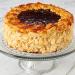 Raspberry Almond Layercake