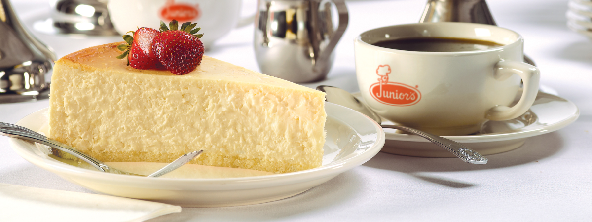 Award-Winning NY Cheesecake