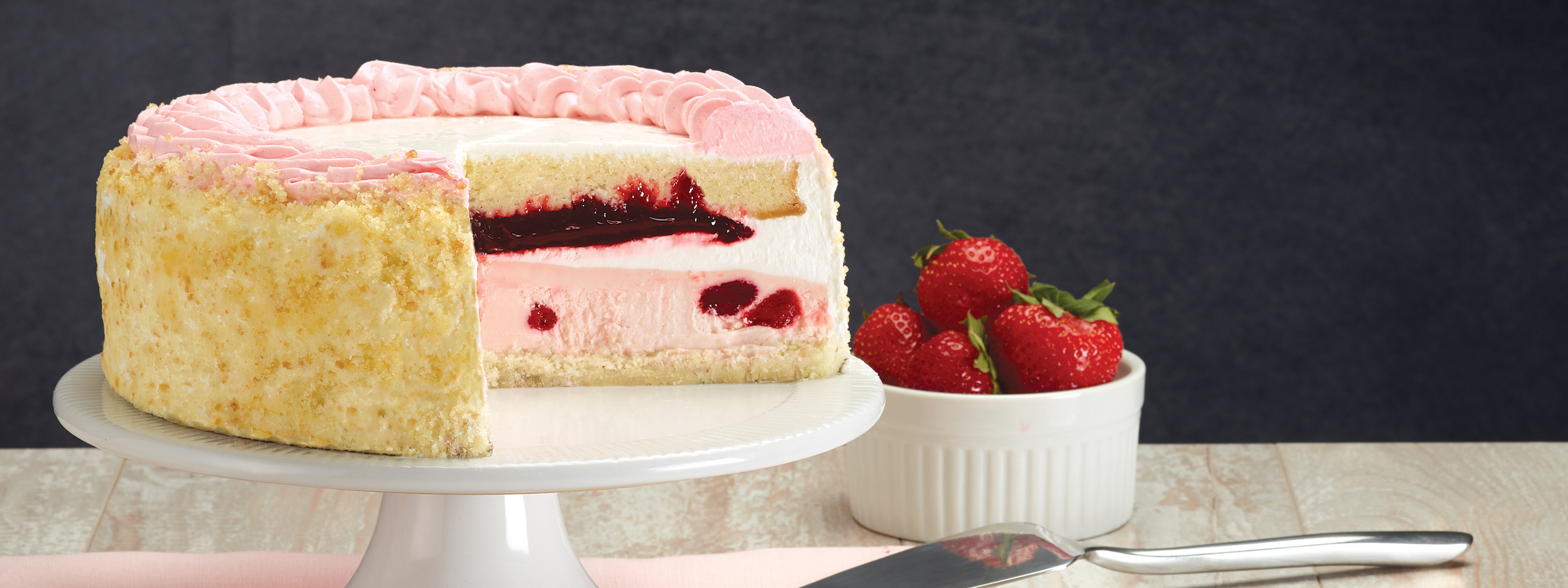 The Summer of Cheesecake